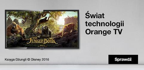 Świat technologii Orange TV